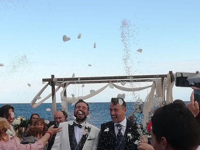 La boda de Adrián  y Rafael en L' Ametlla De Mar, Tarragona 3