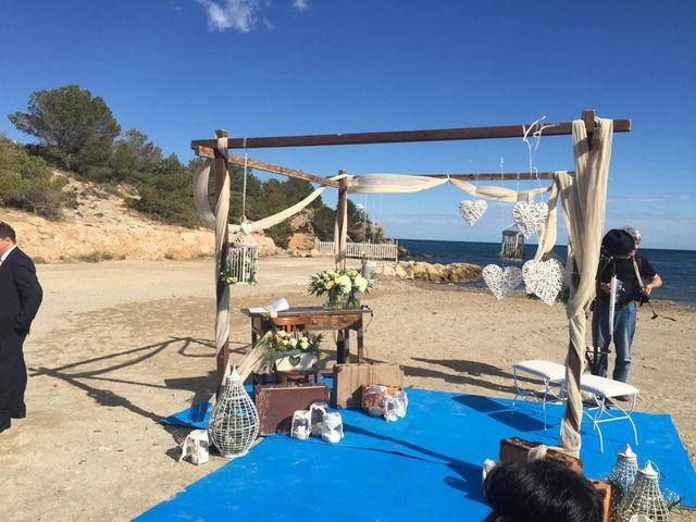 La boda de Adrián  y Rafael en L' Ametlla De Mar, Tarragona 4