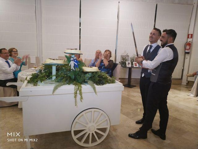 La boda de Adrián  y Rafael en L' Ametlla De Mar, Tarragona 5