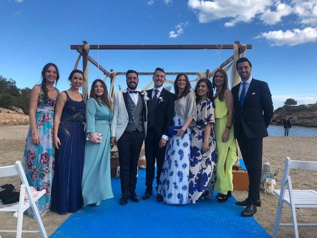 La boda de Adrián  y Rafael en L' Ametlla De Mar, Tarragona 6