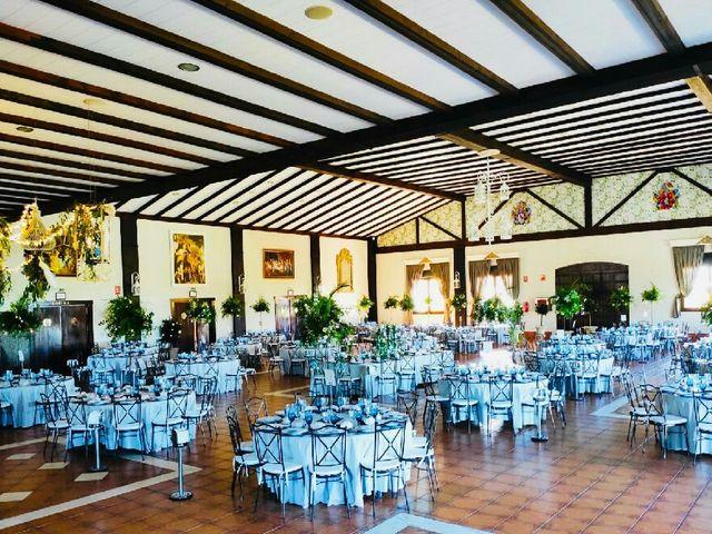 La boda de Mario y Marina  en El Rubio, Sevilla 1