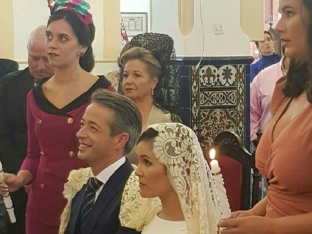 La boda de Mario y Marina  en El Rubio, Sevilla 3