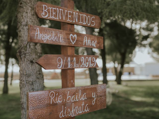 La boda de Angelvi y Ana en Villarrobledo, Albacete 2