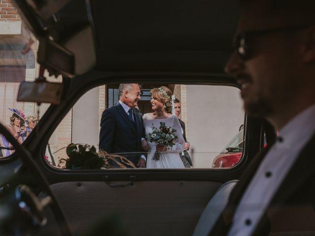La boda de Angelvi y Ana en Villarrobledo, Albacete 6