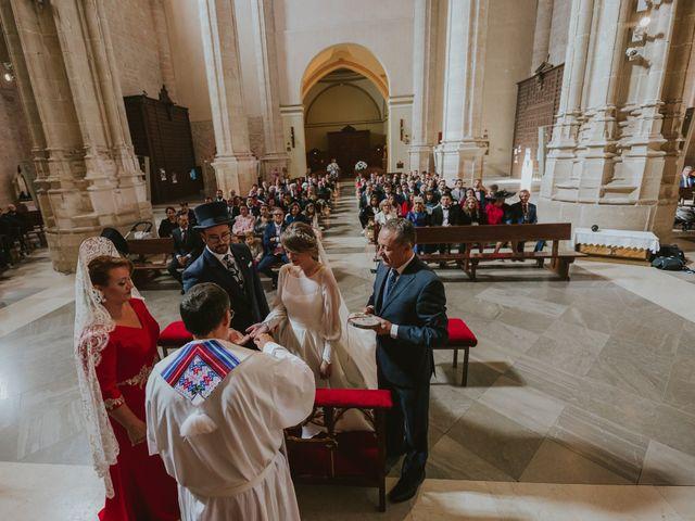 La boda de Angelvi y Ana en Villarrobledo, Albacete 7