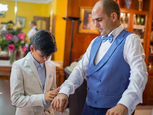 La boda de Marcelo y Mª Luz en Brozas, Cáceres 4