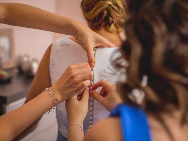 La boda de Marcelo y Mª Luz en Brozas, Cáceres 10