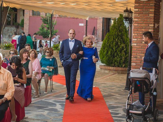 La boda de Marcelo y Mª Luz en Brozas, Cáceres 11