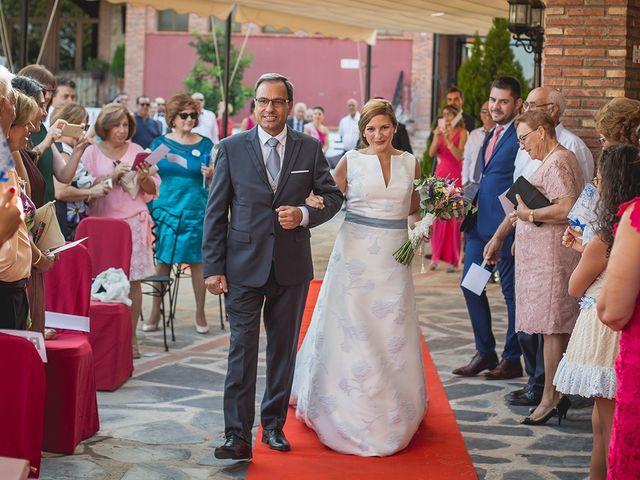 La boda de Marcelo y Mª Luz en Brozas, Cáceres 12
