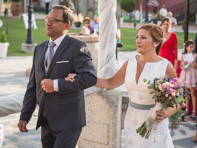 La boda de Marcelo y Mª Luz en Brozas, Cáceres 13