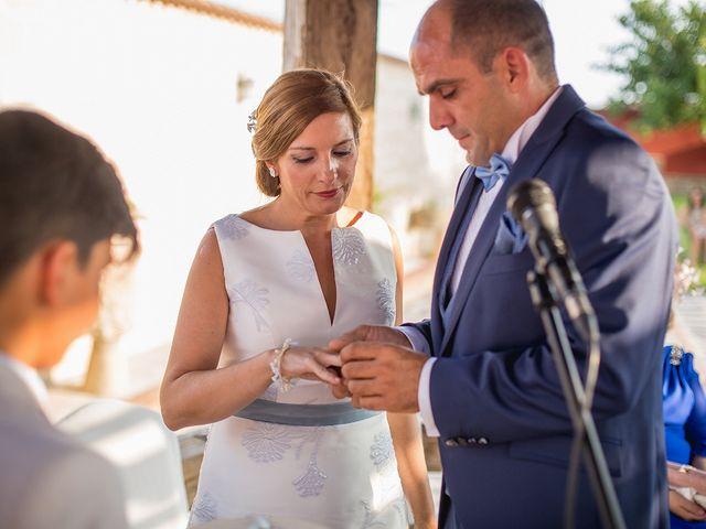 La boda de Marcelo y Mª Luz en Brozas, Cáceres 15