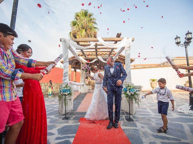 La boda de Marcelo y Mª Luz en Brozas, Cáceres 16