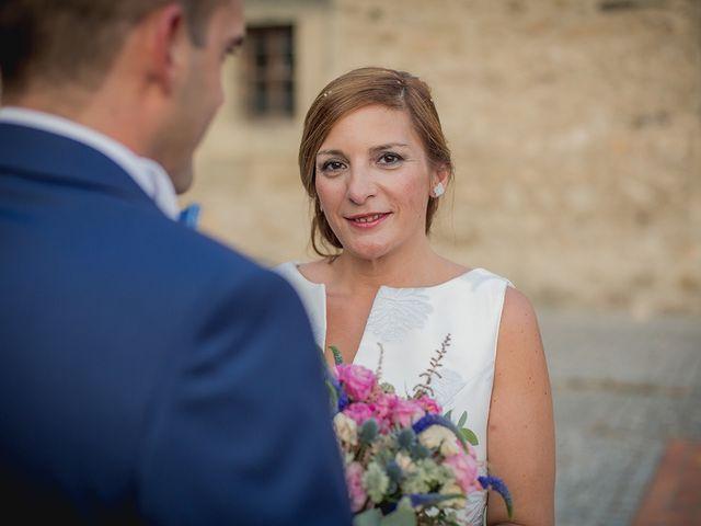 La boda de Marcelo y Mª Luz en Brozas, Cáceres 17