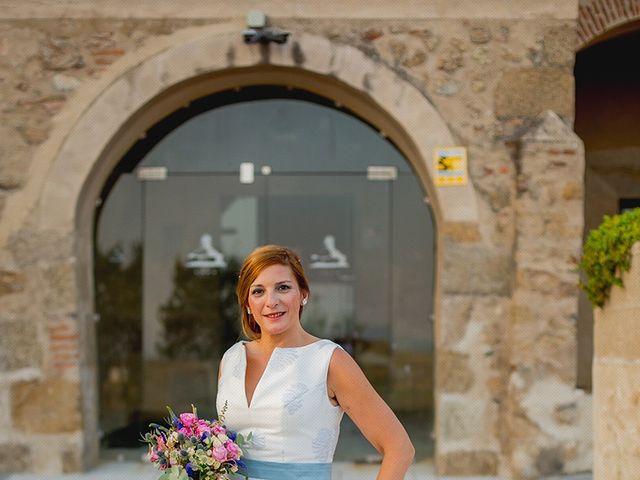 La boda de Marcelo y Mª Luz en Brozas, Cáceres 21