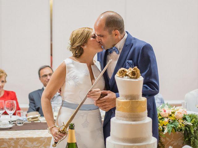 La boda de Marcelo y Mª Luz en Brozas, Cáceres 23