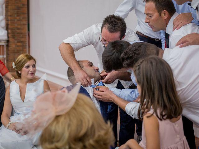 La boda de Marcelo y Mª Luz en Brozas, Cáceres 25