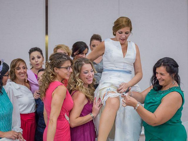 La boda de Marcelo y Mª Luz en Brozas, Cáceres 26