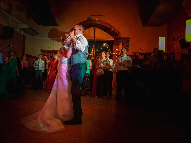 La boda de Marcelo y Mª Luz en Brozas, Cáceres 29