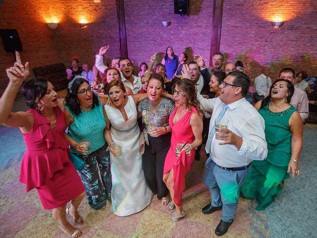 La boda de Marcelo y Mª Luz en Brozas, Cáceres 31
