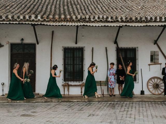 La boda de Raul y Carmen en Tomelloso, Ciudad Real 15