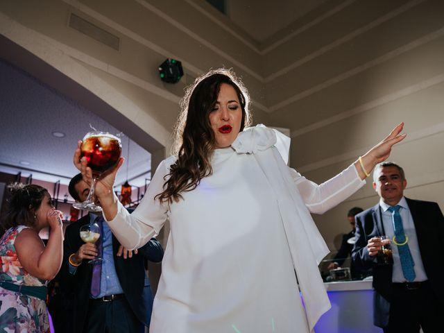 La boda de Raul y Carmen en Tomelloso, Ciudad Real 35