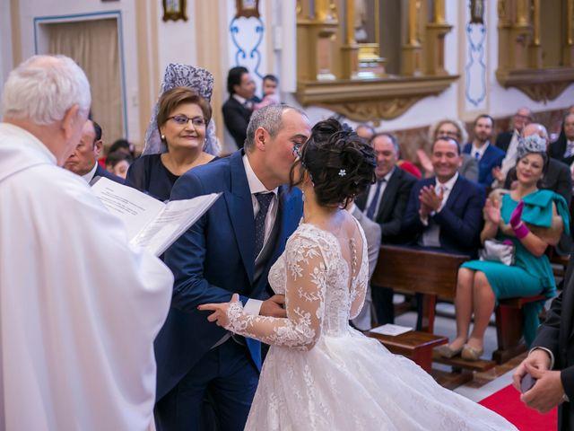 La boda de Toni y Tere en Murcia, Murcia 49