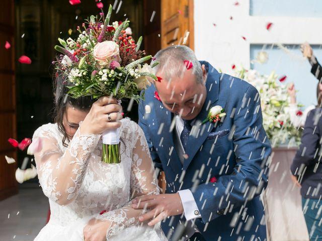 La boda de Toni y Tere en Murcia, Murcia 55