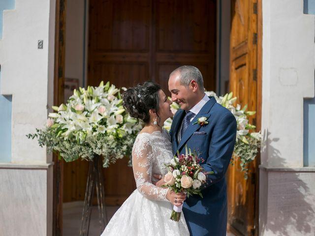 La boda de Toni y Tere en Murcia, Murcia 62