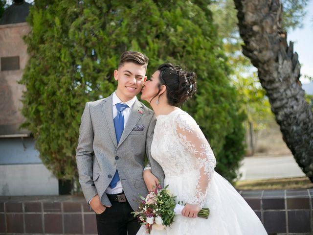 La boda de Toni y Tere en Murcia, Murcia 63