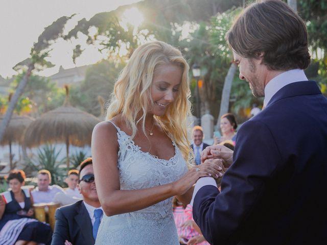 La boda de Sheila y Joseba en Marbella, Málaga 30