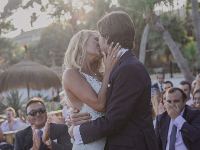 La boda de Sheila y Joseba en Marbella, Málaga 32