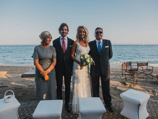 La boda de Sheila y Joseba en Marbella, Málaga 33
