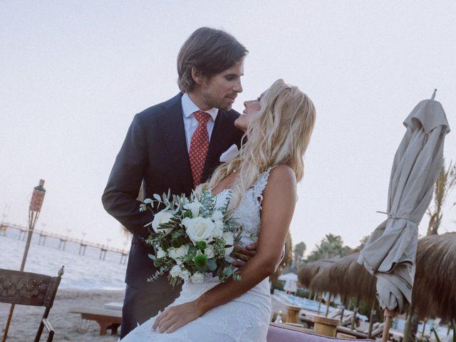 La boda de Sheila y Joseba en Marbella, Málaga 40