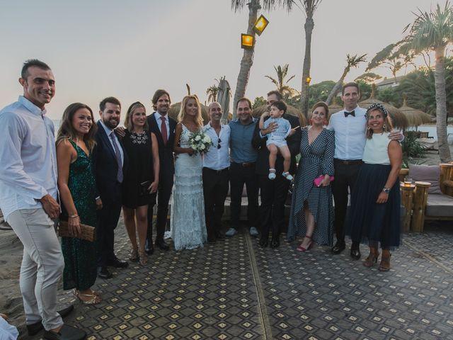 La boda de Sheila y Joseba en Marbella, Málaga 42