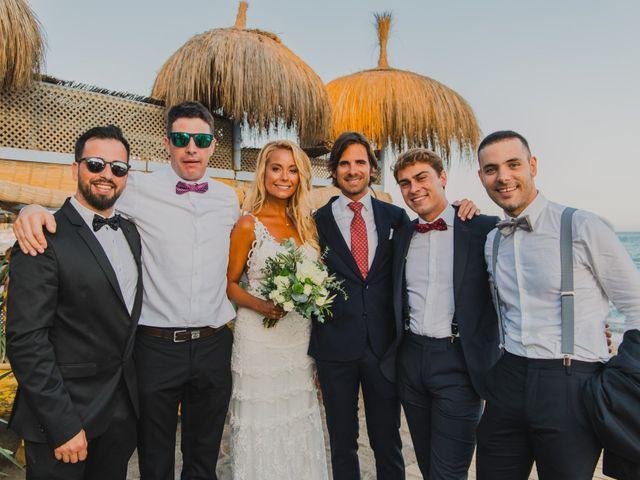 La boda de Sheila y Joseba en Marbella, Málaga 100