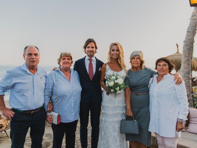 La boda de Sheila y Joseba en Marbella, Málaga 109
