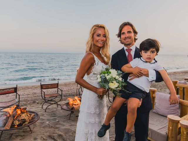 La boda de Sheila y Joseba en Marbella, Málaga 126