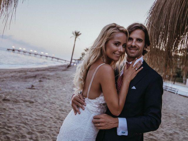La boda de Sheila y Joseba en Marbella, Málaga 136