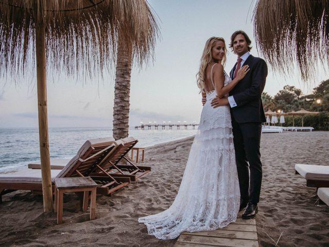 La boda de Sheila y Joseba en Marbella, Málaga 137