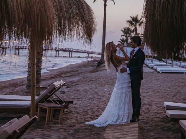 La boda de Sheila y Joseba en Marbella, Málaga 140