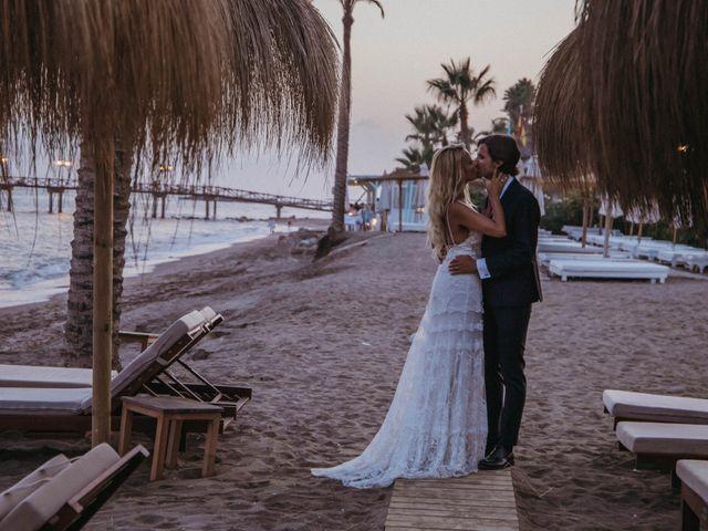 La boda de Sheila y Joseba en Marbella, Málaga 142
