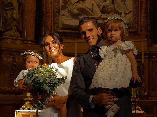 La boda de Nerea y Carlos en Zamora, Zamora 205