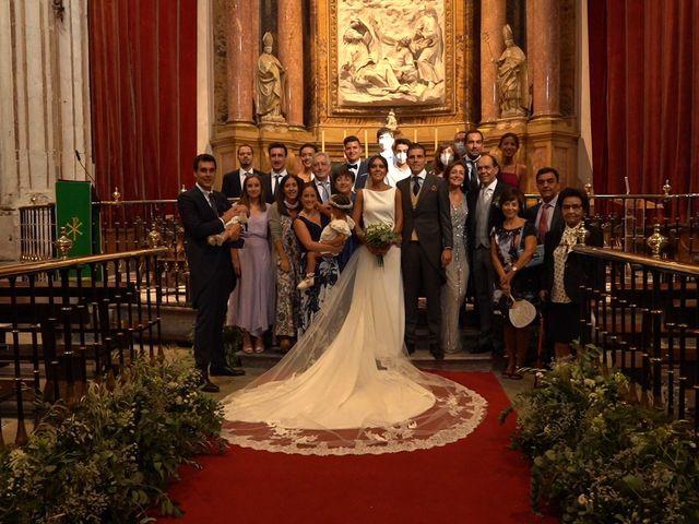 La boda de Nerea y Carlos en Zamora, Zamora 209