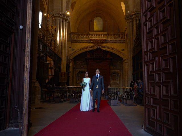 La boda de Nerea y Carlos en Zamora, Zamora 212