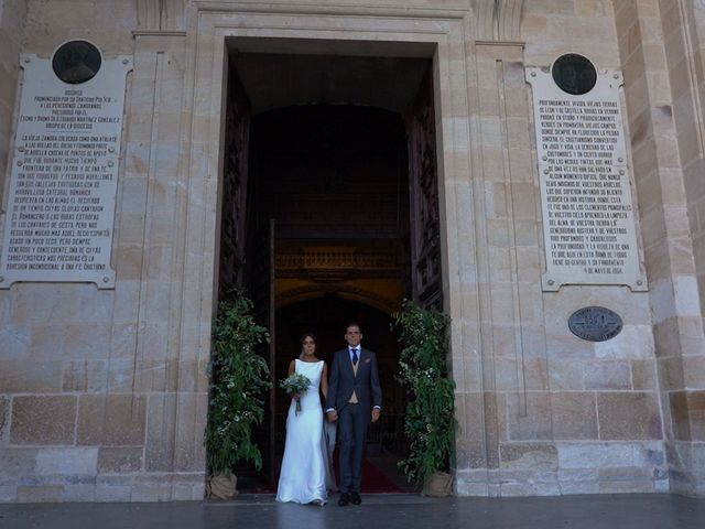 La boda de Nerea y Carlos en Zamora, Zamora 214