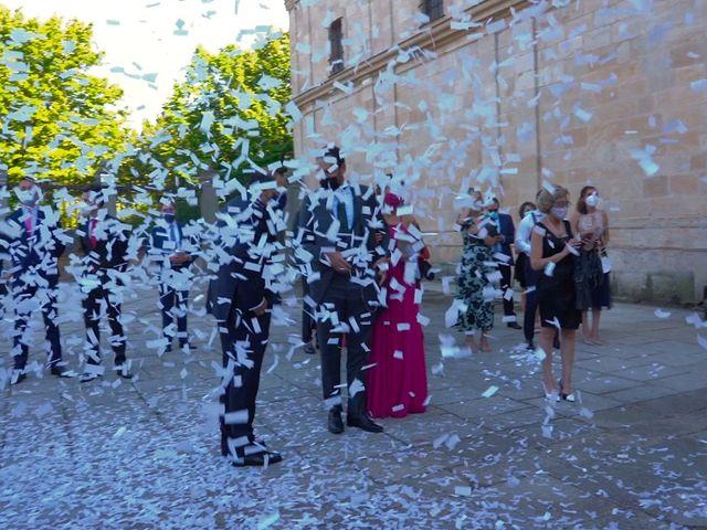 La boda de Nerea y Carlos en Zamora, Zamora 225