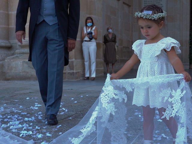 La boda de Nerea y Carlos en Zamora, Zamora 226