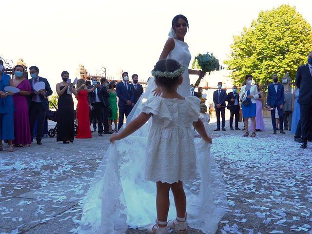 La boda de Nerea y Carlos en Zamora, Zamora 227