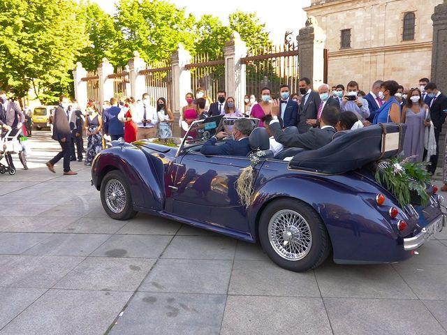 La boda de Nerea y Carlos en Zamora, Zamora 230