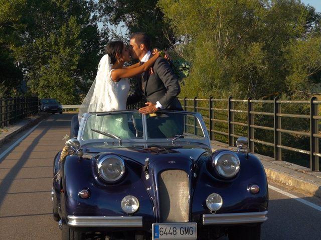 La boda de Nerea y Carlos en Zamora, Zamora 232